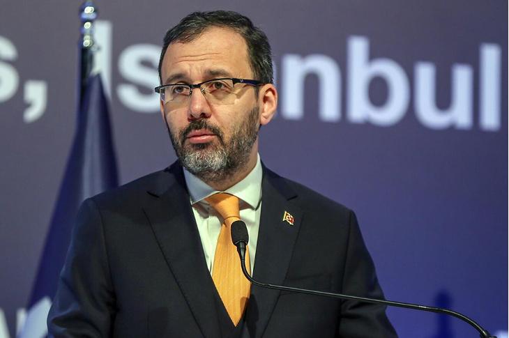 Spor Bakanı Kasapoğlu 28 Madalya Kazanan Özel Milli Sporcuları Kutladı