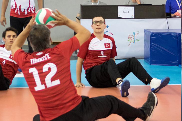 Oturarak Voleybol Avrupa Şampiyonası Ertelendi