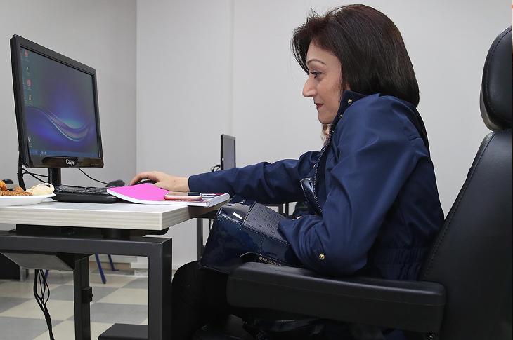 Türkiye'de Çalışabilir Durumda 2 Milyon Engelli Var