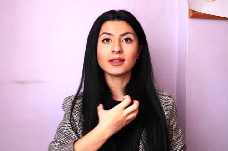 """Öğrencilerden İşaret Diliyle """"Evde Kal Türkiye"""" Çağrısı"""