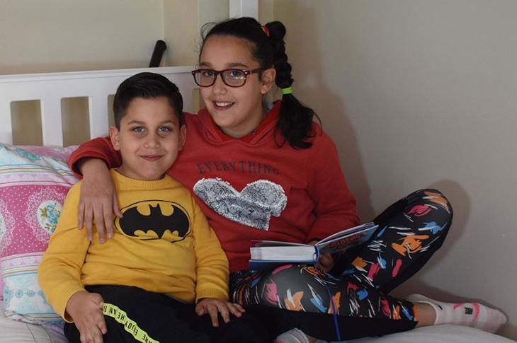 SMA Hastası Çınar Yıllar Sonra Yeniden Ayağa Kalktı