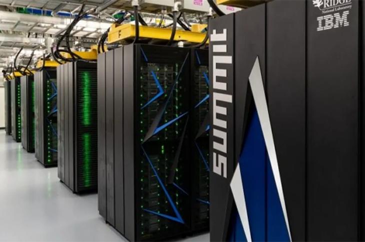 Süper Bilgisayar Summit Koronavirüs Ölümlerini Durduracak