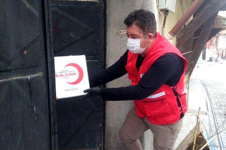 Diyarbakır Kızılay'ından Engelli ve Yaşlılar İçin Seferberlik
