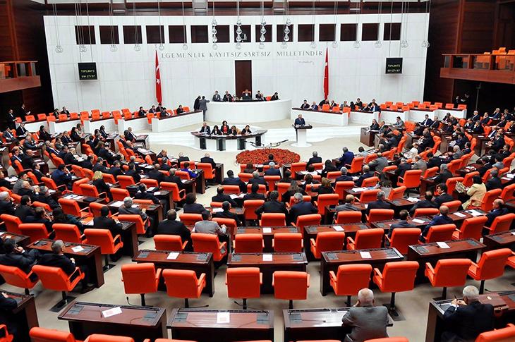 TBMM Kürsüsü Engelli Milletvekillerine Erişilebilir Hale Getirildi