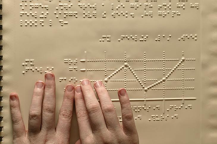 MEB Yazıyı Braille Alfabesine Çeviren Program Geliştirdi