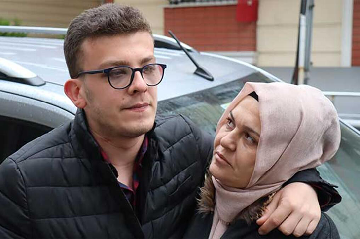 Otizmli Taha Alper'in Annesinden Sanığın Tahliyesine Tepki