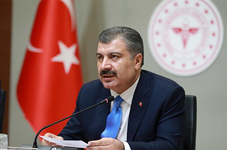Bakanı Koca Türkiye Fizyoterapistler Günü'nü Kutladı