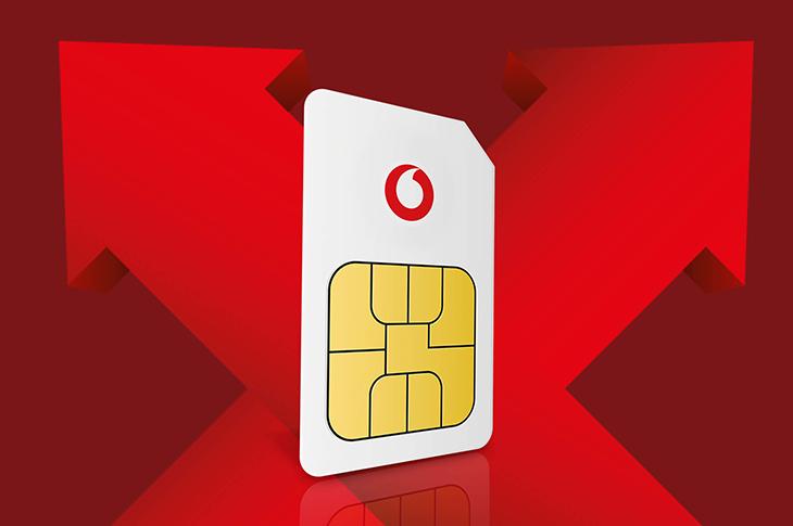 Vodafone Engellilere Sim Kart Teslimatı Gerçekleştiriyor