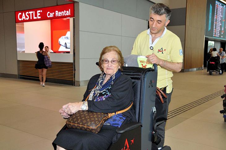 Air Clinic 155 Bin Hasta ve Engelli Yolcuya Hizmet Verdi