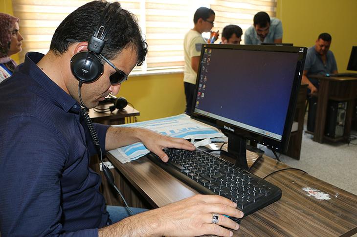 Kamudaki Görme Engelliler İdari İzinli Sayılmak İstiyor