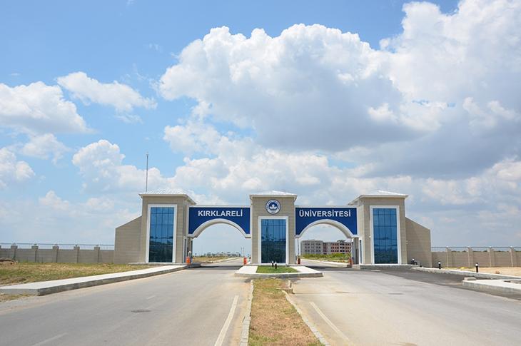 """Kırklareli Üniversitesi """"Engelsiz Üniversite"""" Ödülü Kazandı"""