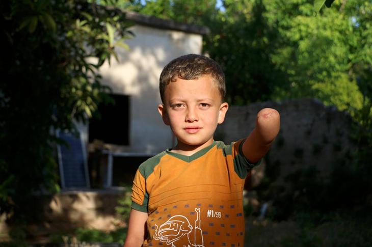 Savaşın Acı İzleriyle Büyüyen Suriyeli Çocuklar