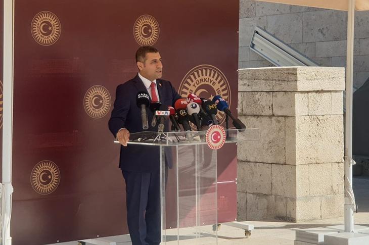 MHP Milletvekili Taşdoğan'dan Nadir Hastalıklarla Mücadele İçin Öneri