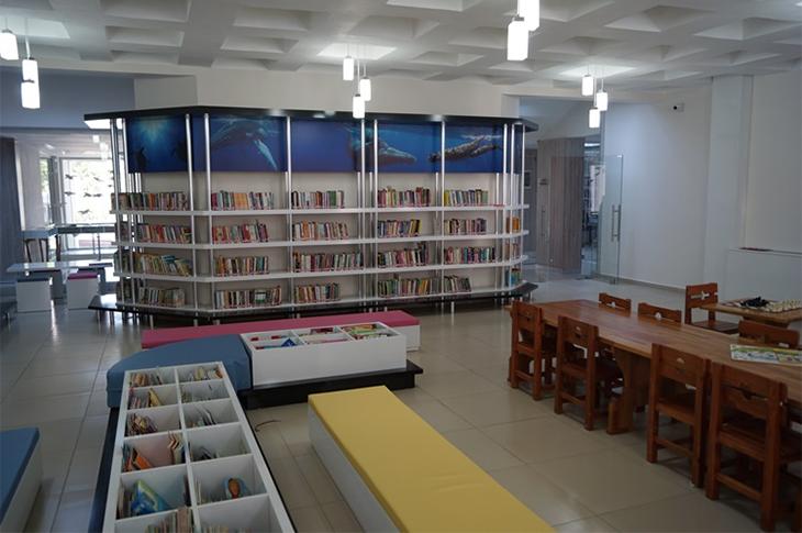 'Gör-İşit' Sistemi Antalya'da Görme Engellileri Edebiyat Dünyasıyla Buluşturacak