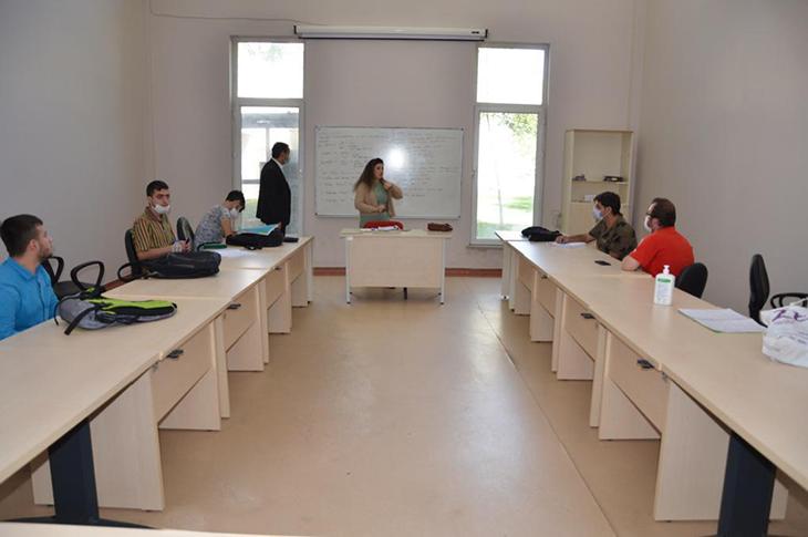 Diyarbakır Büyükşehir Belediyesi Engellileri EKPSS'ye Hazırlıyor