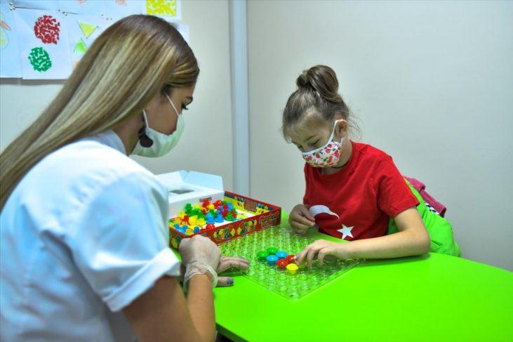 Esenyurtlu Engelli Çocuklar Özel Eğitim Derslerine Başladı