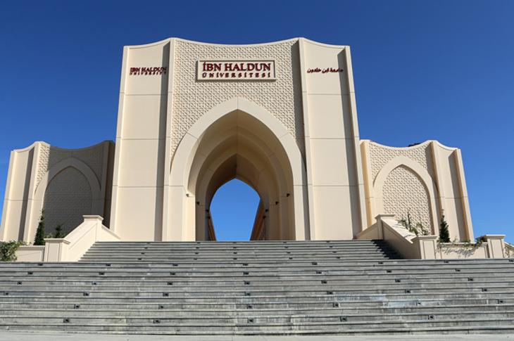 """İbn Haldun Üniversitesi """"Engelsiz Üniversite"""" Olarak İnşa Edildi"""