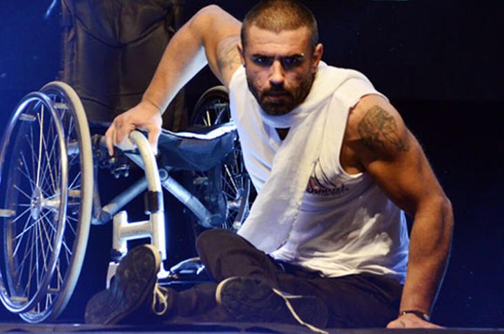 Engelli Balet Mehmet Sefa Öztürk ABD'de Eğitim Almak İstiyor
