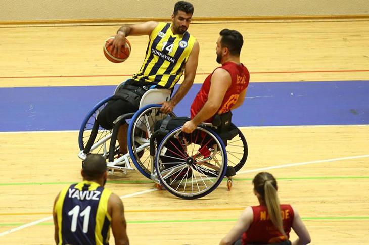 TBESF Engelli Spor Liglerini Ekim Ayı Sonuna Kadar Erteledi