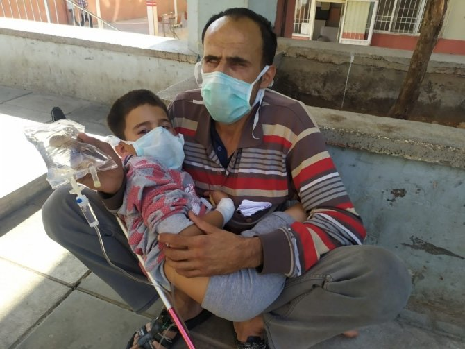 Gaziantep'te Tedavi İçin Yardım İsteyen Görme Engelliye Valilikten Şok