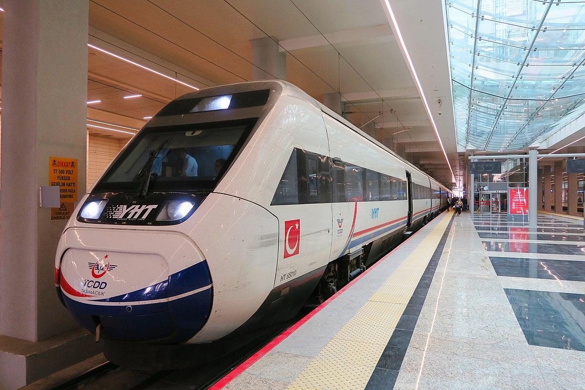 Siemens'in Ürettiği Erişilebilir YHT Setleri Türkiye'ye Ulaştı