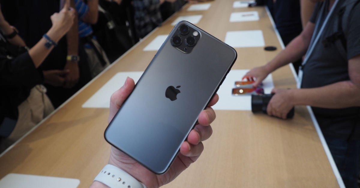 iPhone'lar Görme Engelli Kullanıcılara Mesafeyi Söyleyecek