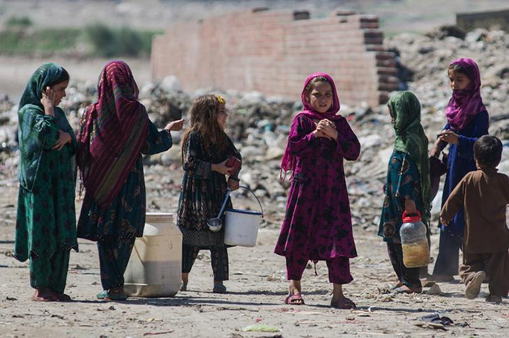 Afganistan'da 26 Binden Fazla Çocuk Hayatını Kaybetti ya da Engelli Kaldı