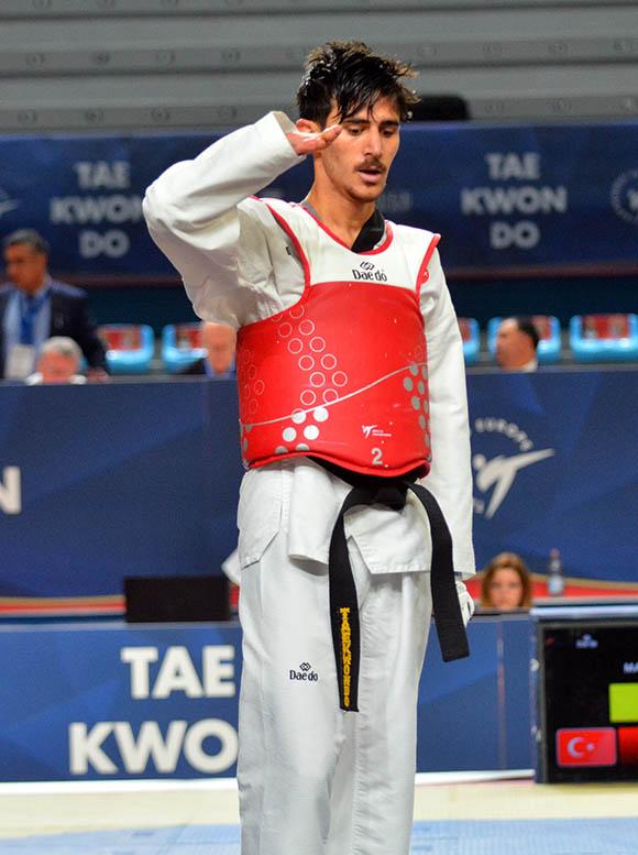 Yataktan Paralimpik Oyunlara Uzanan Başarı Hikayesi: Mahmut Bozteke
