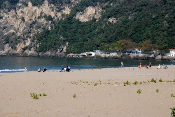 İnkum Plajına Mavi Bayrak İçin Başvuruda Bulunuldu