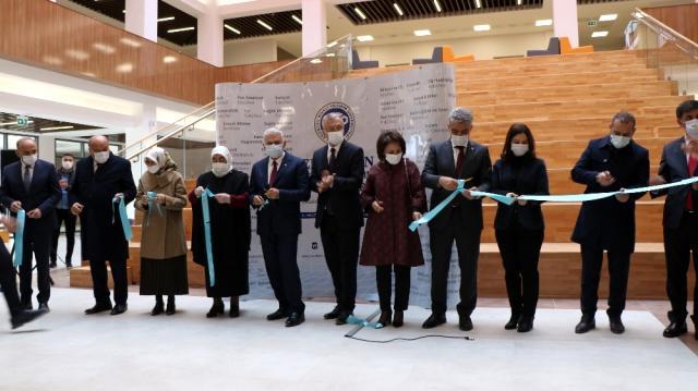 Binali Yıldırım Üniversitesinde Erişilebilir Kütüphane Açıldı