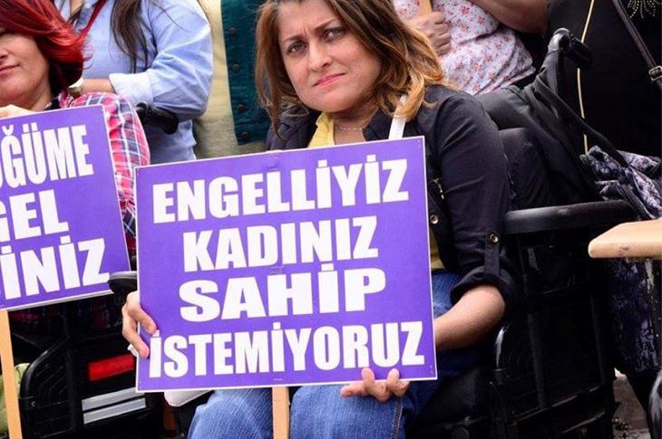 Kadınlara Yönelik Şiddetle Mücadele Engelli Örgütlerinin de İşidir