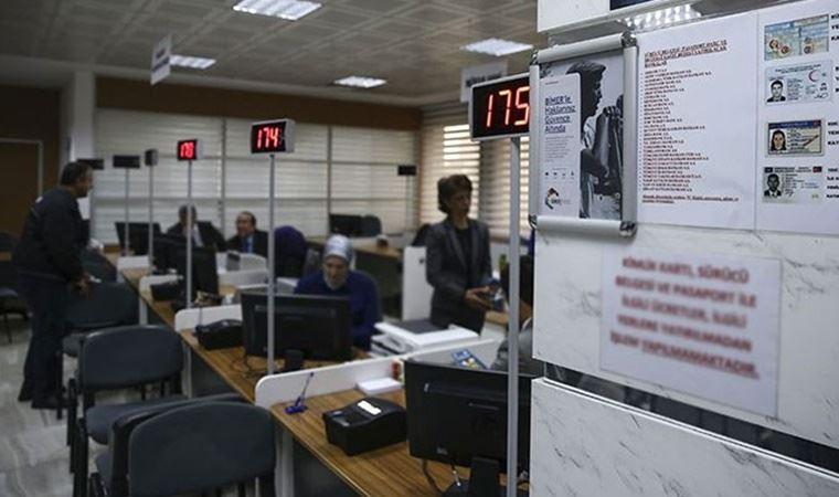 Afyonkarahisar İl Nüfus ve Vatandaşlık İşleri Müdürlüğü EKPSS Dolayısıyla Açık Olacak