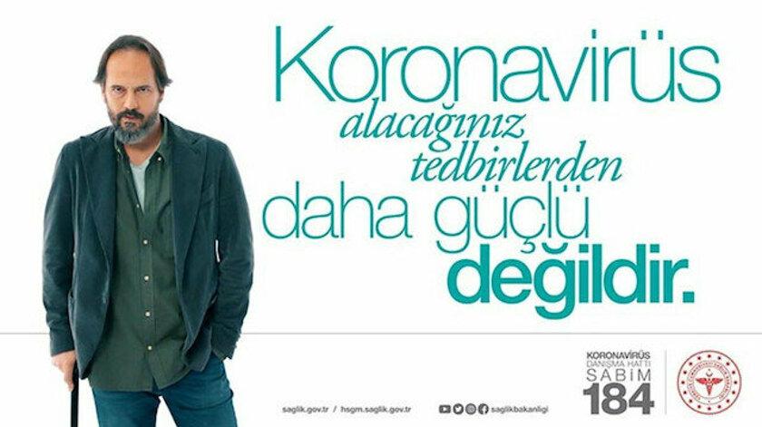 Hekimoğlu Dizisinin Başrol Oyuncusu Timuçin Esen Koronavirüse Yakalandı