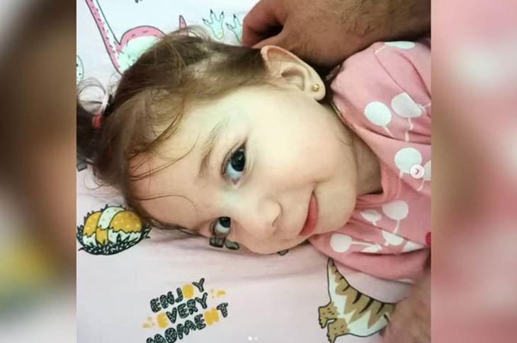 SMA Hastası Eylül Öztürk Bebeğin Tedavi Süreci Azalıyor