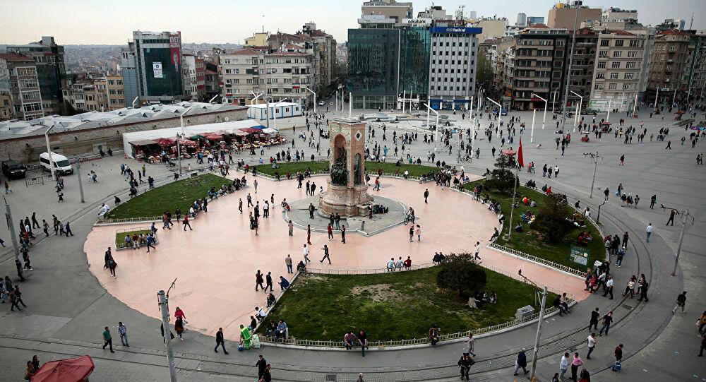 Taksim Meydanı'nı Engelliye Kapatan İstanbul Valiliği'ne TİHEK'ten Ceza