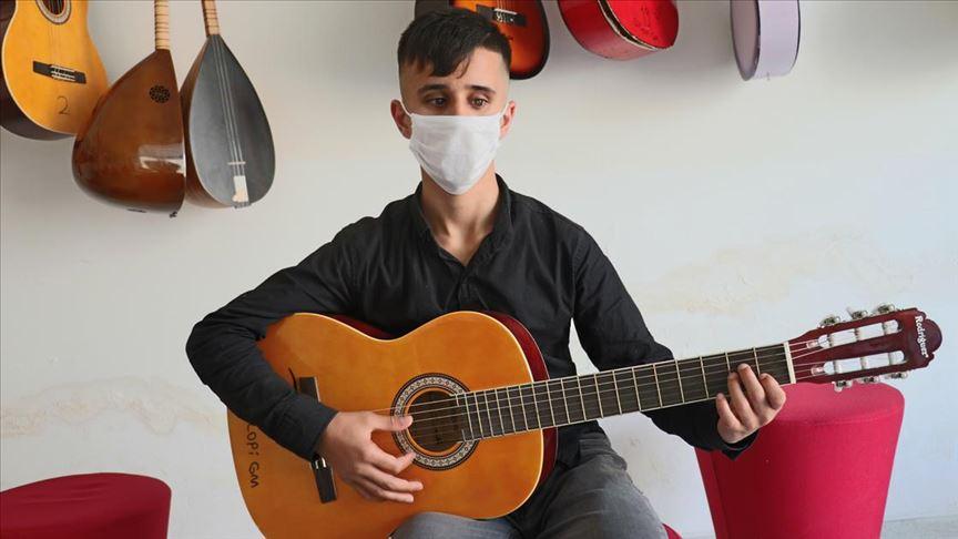 Şırnaklı Genç Yakup Algur Dünya Engelliler Gününde Konser Verecek