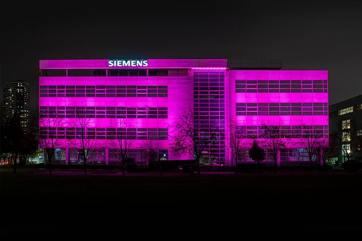 Siemens Türkiye Engelli Farkındalığı İçin #MorIşıkYaktı