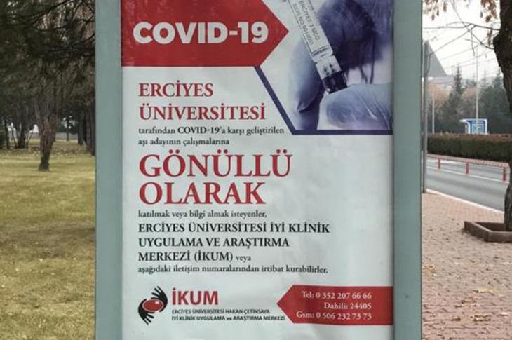 Erciyes Üniversitesi Geliştirdiği Koronavirüs Aşı Deneylerini Tamamladı