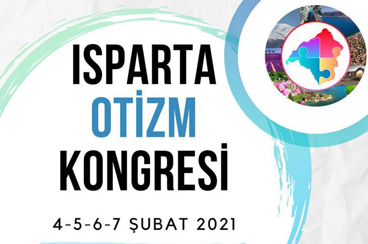 Isparta Otizm Kongresi 4-7 Şubat Tarihlerinde Düzenlenecek
