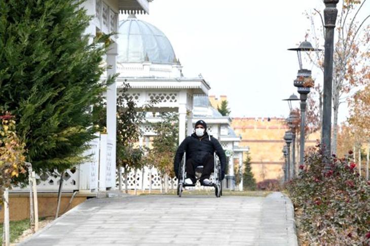 Konya'da Kurulan Engelli Destek Merkezi ile Daha Etkin Hizmet Verilecek