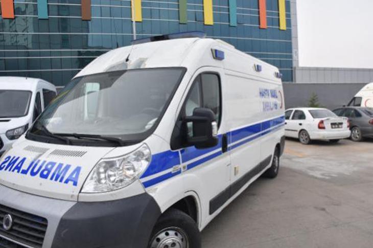 Malatya'da 'Pandemi Ulaşım Aracı' Uygulaması Başlatıldı