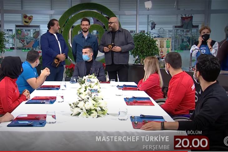 MasterChef Türkiye Yeni Bölümünde Engelli Jüri Üyelerini Konuk Edecek