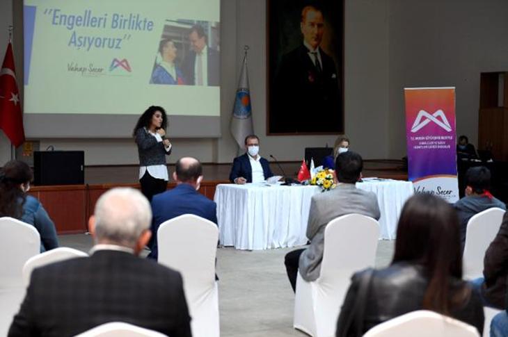Mersin'de Engelli Hizmet Verileri Açıklandı