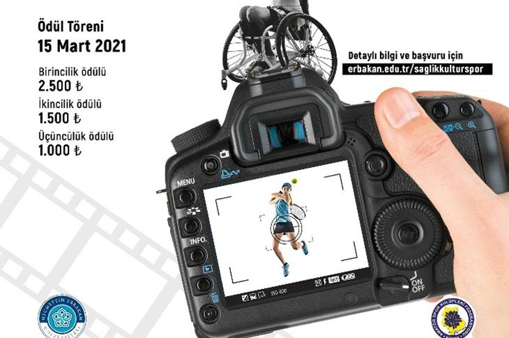 Necmettin Erbakan Üniversitesi 'Engelsiz Fotoğraflar' Yarışması Düzenliyor