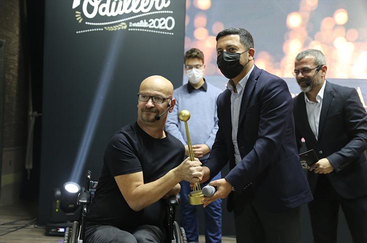 Nevşehir'de 6. Engelsiz Sanat Ödülleri Sahiplerini Buldu