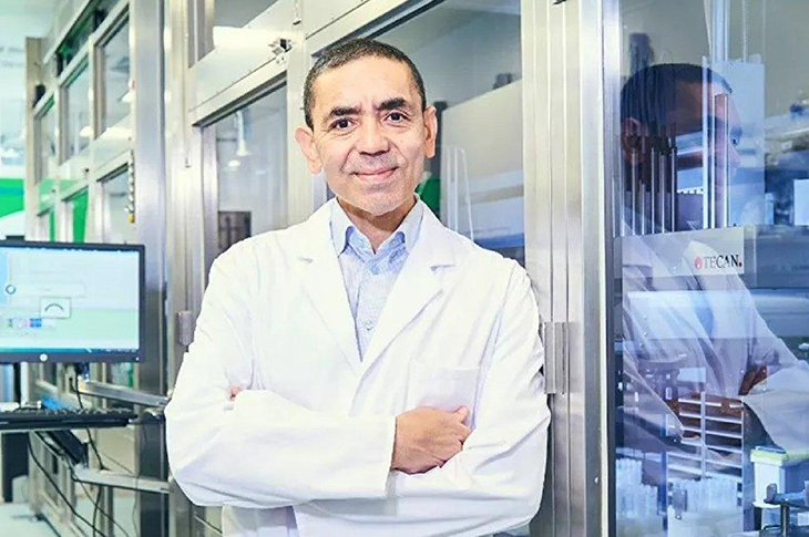 Prof. Dr. Uğur Şahin'den Kritik Mutasyon Açıklaması