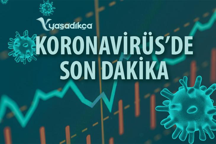 25 Ocak Koronavirüs Tablosu Verileri Paylaşıldı