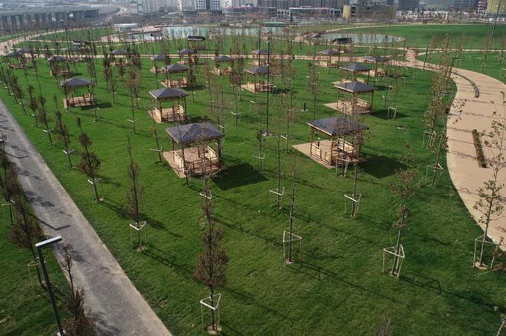 Erişilebilir 42 Millet Bahçesi Oluşturuldu