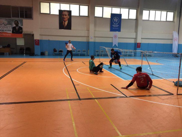 Tokyo Paralimpik Oyunları Goalball Grup Kuraları Çekildi