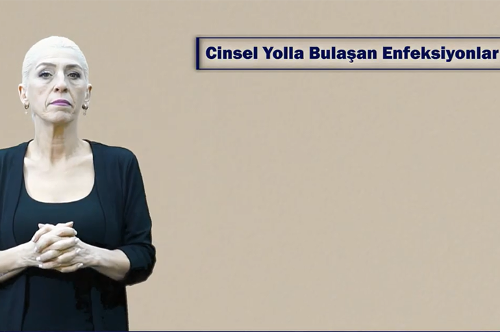 Türkiye'de İlk: Cinsel Haklar Bildirgesi İşaret Dilinde!